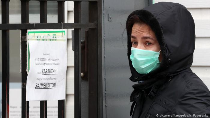 В России за сутки выявили 8 338 новых случаев коронавируса