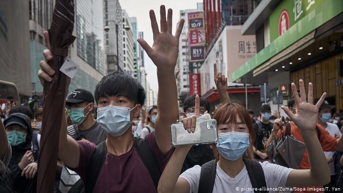Гонконг не прощает