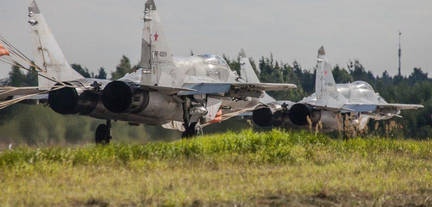 Ливия заявила о переброске Россией военных самолётов для армии Хафтара