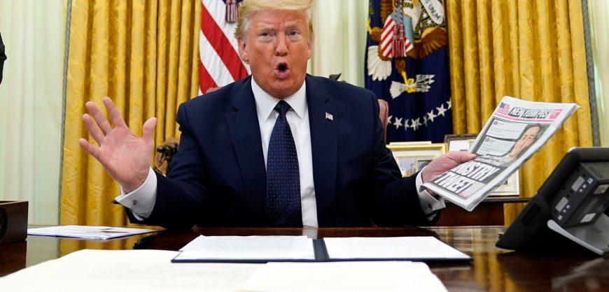 Трамп объявил о разрыве отношений США с «прокитайской» ВОЗ