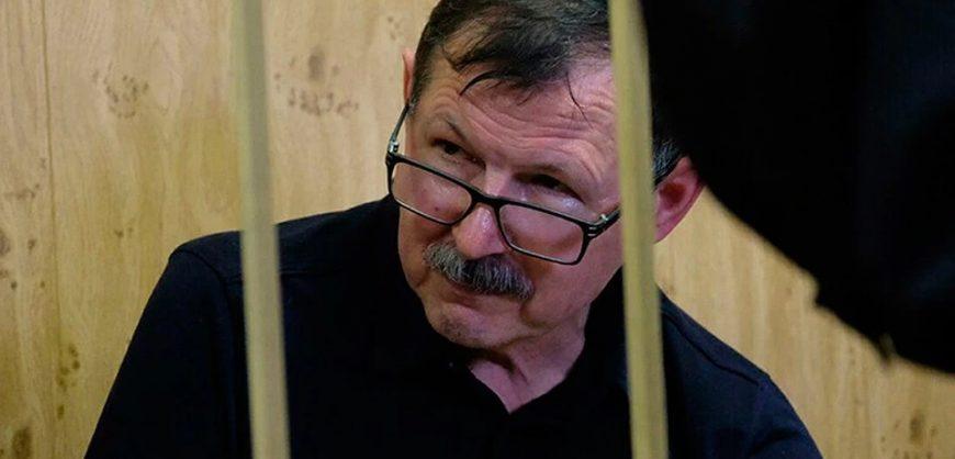 Владимира Барсукова этапируют назад в Петербург