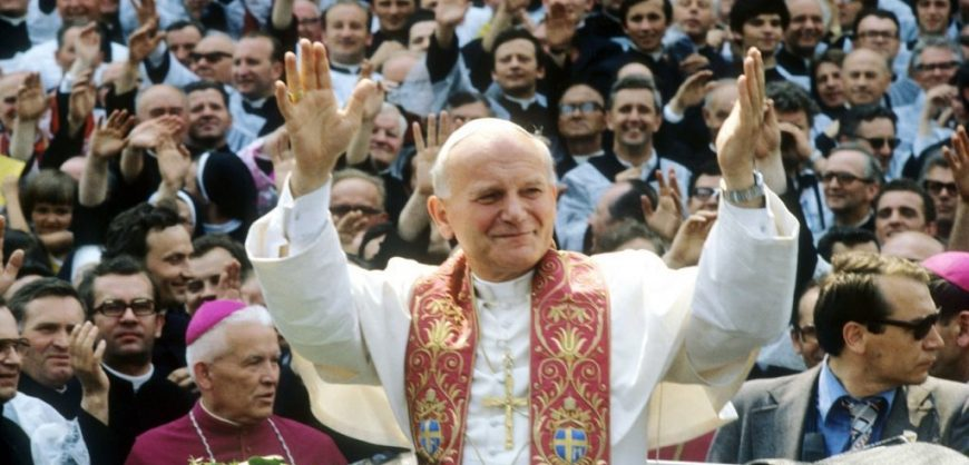 Папа Свободы и Солидарности
