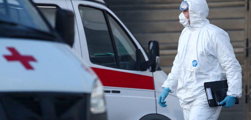 В России за сутки выявлено 8946 новых случаев заражения коронавирусом