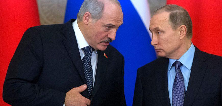 Лукашенко потребовал от России снизить цену на газ для Белоруссии