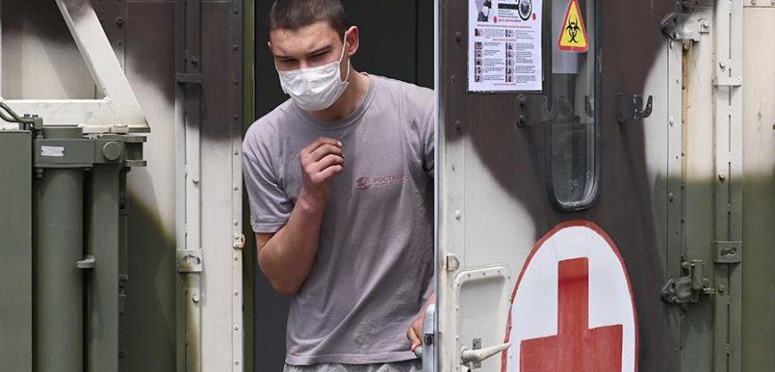 В России за сутки выявлено 8915 новых случаев коронавируса