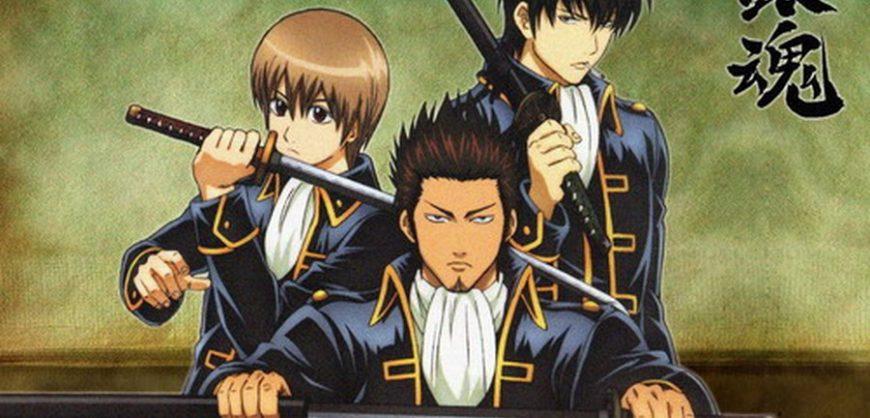 Историческое аниме периода Эдо