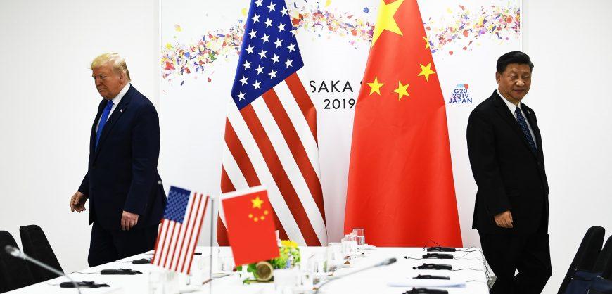 Китай обвинил США в подталкивании к «новой холодной войне»