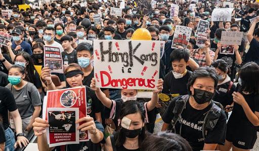 США пригрозили Китаю санкциями в случае «захвата» Гонконга