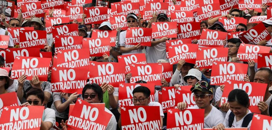 СМИ: Китай принял закон о нацбезопасности Гонконга