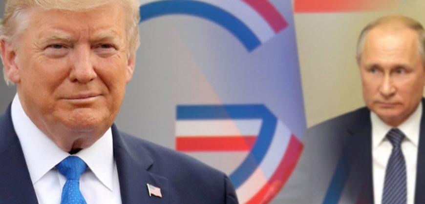 Великобритания и Канада выступили против приглашения Путина на саммит G7