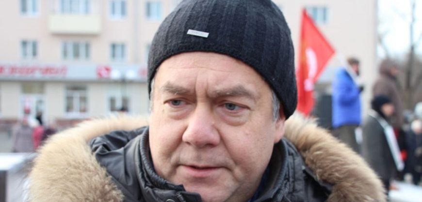 Сталинист Николай Платошкин помещён под домашний арест