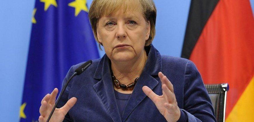 Меркель призвала задуматься о роли Европы в мире без глобального лидерства США