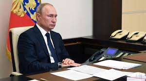 Путин назначил голосование по поправкам в Конституцию на 1 июля