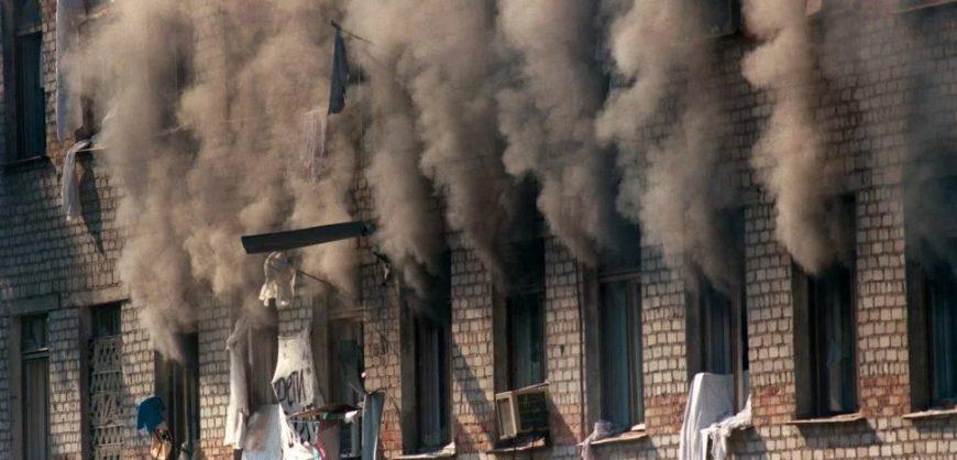 Крест Будённовска в «чёрном июне»