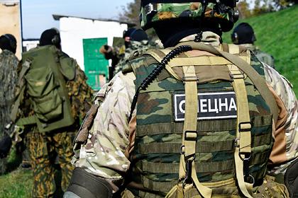 Бойцы спецназа Росгвардии застрелили екатеринбуржца, укравшего обои