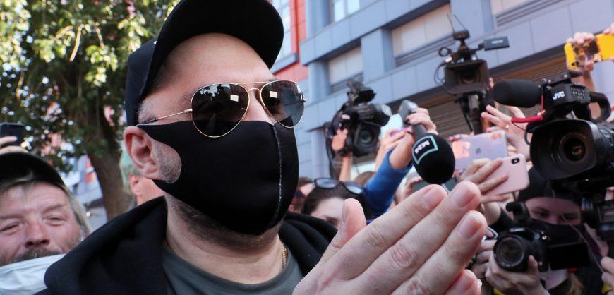 Кирилл Серебренников: «Я не доволен, я не счастлив»
