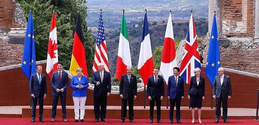 Япония выступила против приглашения России, Южной Кореи, Индии и Австралии на саммит G7