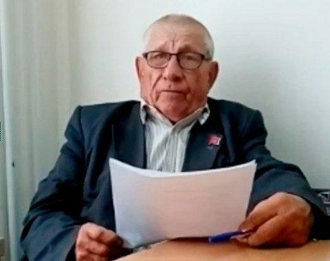 Пенсионера-инвалида, возглавляющего омский «исполком Совета народных депутатов РСФСР», обвинили в создании экстремистского сообщества