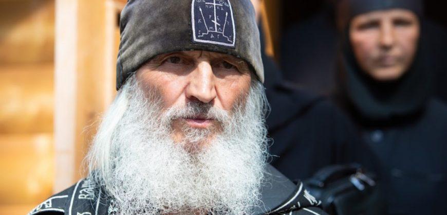Суд лишил сана схиигумена Сергия, захватившего женский монастырь