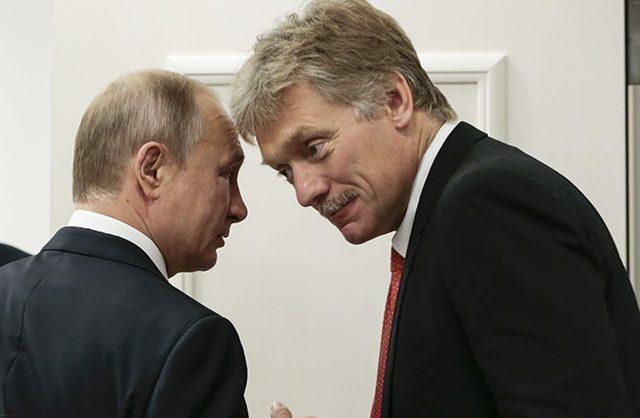 Кремль не намерен «принимать во внимание» критику поправок из-за рубежа