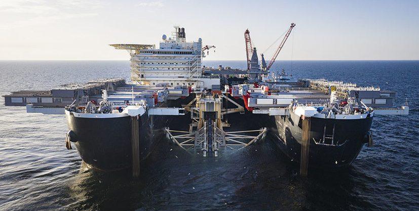 Дания смягчила требования к строительству «Северного потока 2» на своей территории