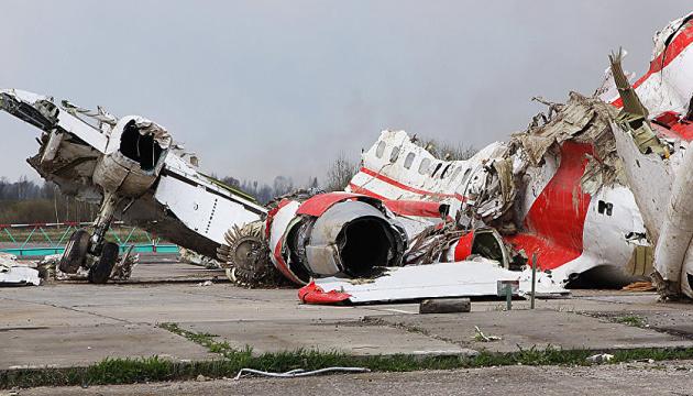 В Польше заявили о тротиле, заложенном в России в самолет Качиньского