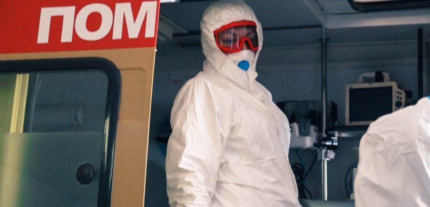 Коронавирус в России вновь набирает обороты