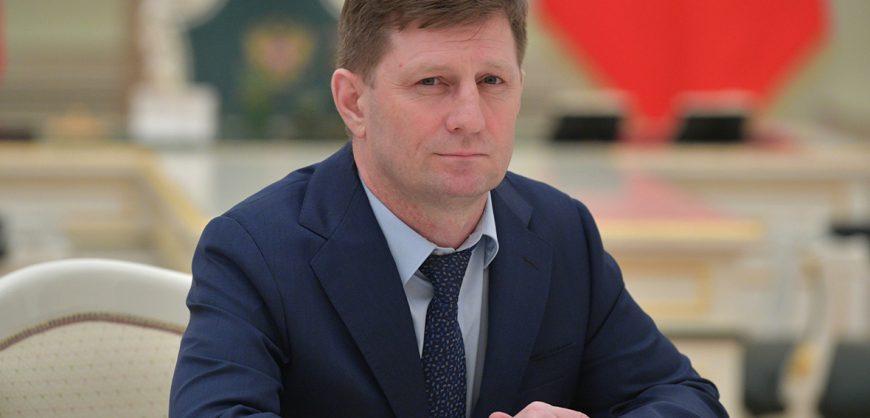 Губернатор Хабаровского края Сергей Фургал задержан по подозрению в убийствах бизнесменов