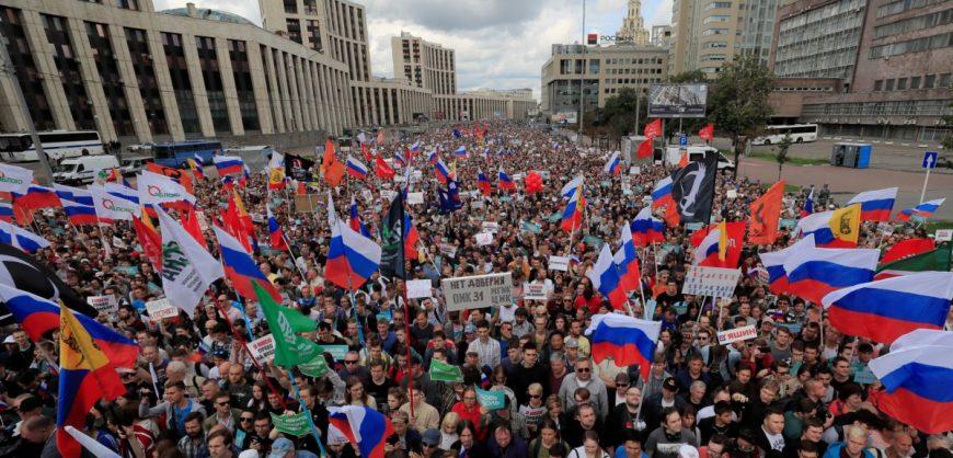 В ЕСПЧ подан иск из-за применения технологии распознавания лиц на митинге в Москве