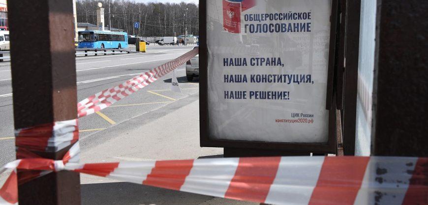 Экзитполы движения «НЕТ!»: большинство москвичей и петербуржцев голосуют против поправок