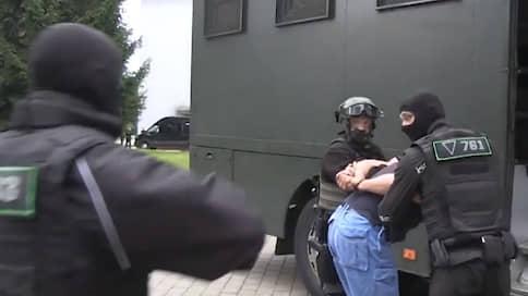 БЕЛТА: задержанные в Белоруссии оказались россиянами из ЧВК Вагнера