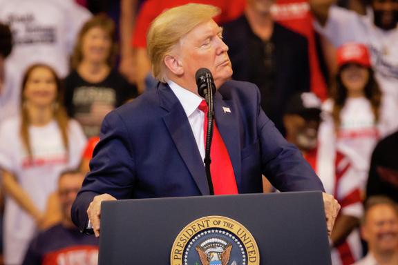 Трамп назвал США победителями фашизма и коммунизма