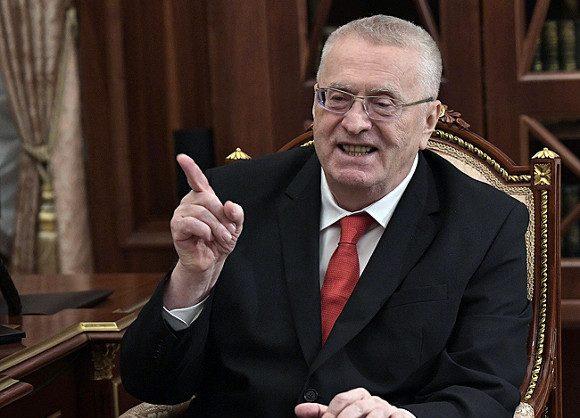 Жириновский пригрозил сложением полномочий депутатами ЛДПР из-за задержания Фургала
