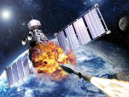 США и Британия обвинили Россию в испытании противоспутникового оружия в космосе
