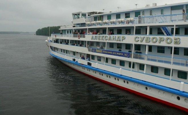 В Нижнем Новгороде у девяти членов экипажа пассажирского теплохода выявили коронавирус