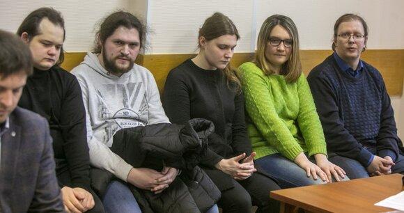 Три участника «Нового величия» получили сроки от 6 до 7 лет лишения свободы