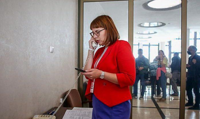 В Минске задержана глава предвыборного штаба соперницы Лукашенко на выборах