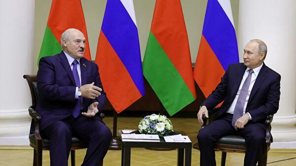 Лукашенко признал невозможность интеграции Белоруссии с Россией