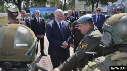 Лукашенко предложил разобраться в деле бойцов ЧВК на встрече прокуроров Белоруссии, Украины и России