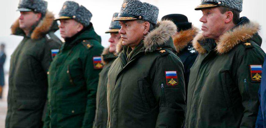 Путин одевает в каракулевые шапки командование ФСО и Росгвардии