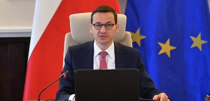 Польша предложила провести чрезвычайный саммит ЕС по ситуации в Белоруссии