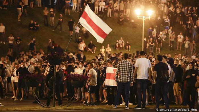 Беларусь: первый день новой эры