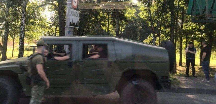 В Минске задержали трёх журналистов Дождя