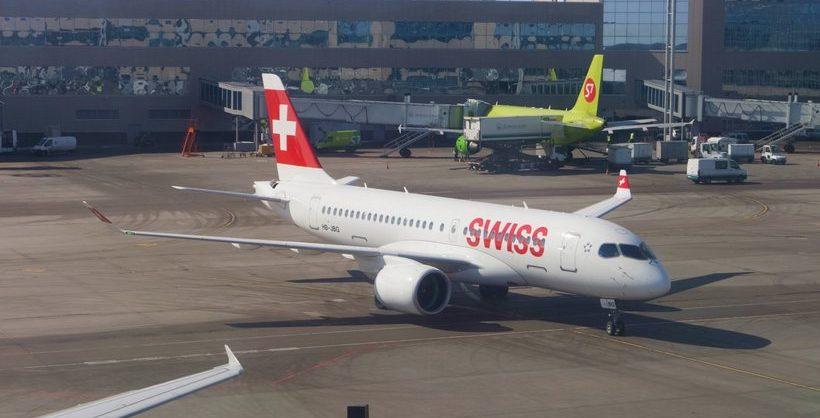 Россия возобновит авиасообщение со Швейцарией 15 августа