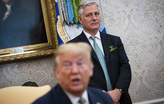 Советник Трампа назвал условие для снятия санкций с России