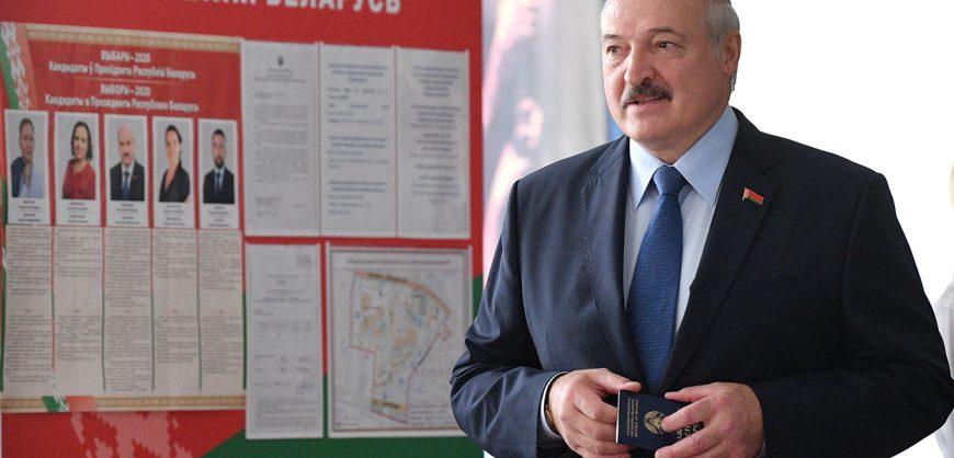 США призвали Белоруссию провести новые президентские выборы