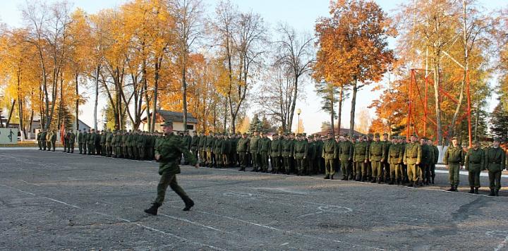 Белоруссия объявила о проведении военных сборов на границе с Россией