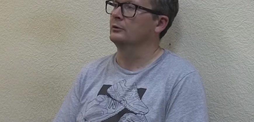 «Организатор протестов» в Минске на допросе в КГБ покаялся в связях с «московскими кукловодами»