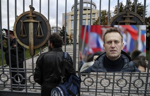 Мосгорсуд признал законным отказ СК проводить проверку по отравлению Навального