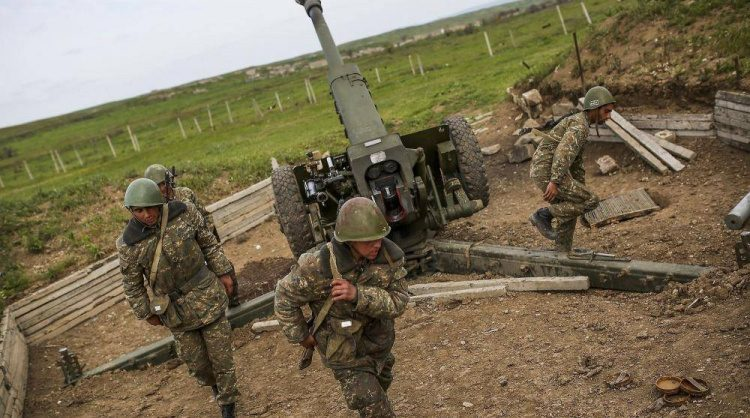 Азербайджан заявил о «полном уничтожении» мотострелкового полка Армении в Карабахе